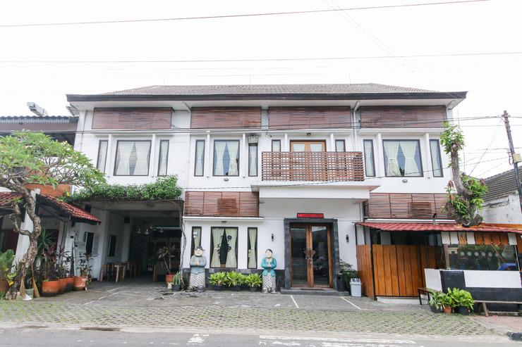 Airy Keraton Yogyakarta Agus Salim - Eksterior