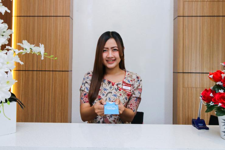 Airy Keraton Yogyakarta Agus Salim - Receptionist