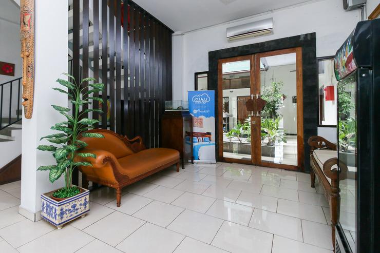 Airy Keraton Yogyakarta Agus Salim - Lobby