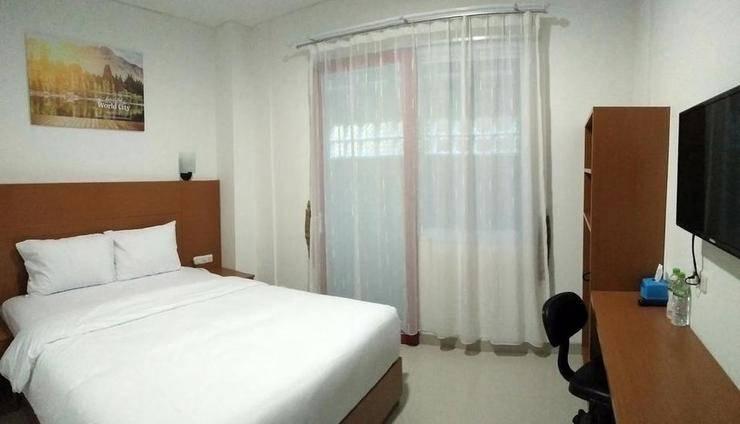 P Hostel Bandung - Guest room