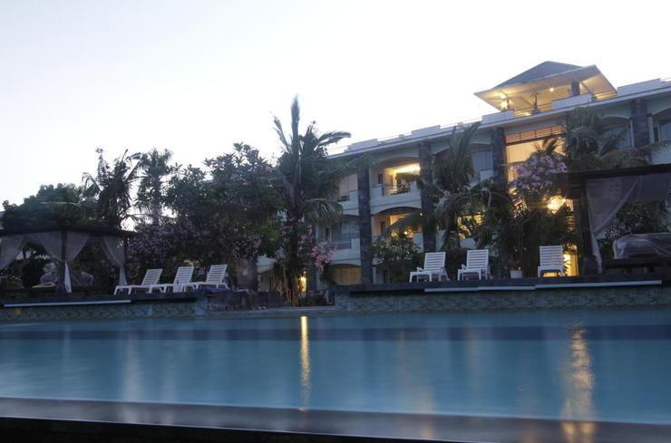 Alit Beach Resort and Villas Sanur - Pool