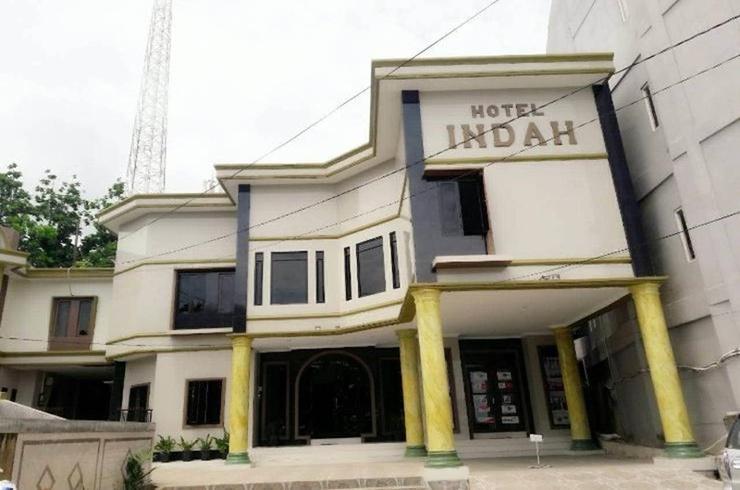 Hotel Indah Sorong Sorong - Exterior