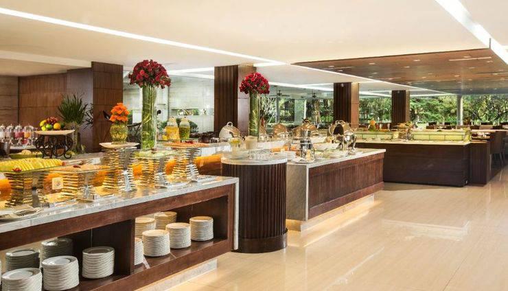Royal Ambarrukmo Yogyakarta - Breakfast Buffet