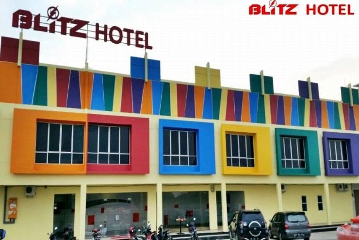 Review Hotel Blitz Hotel (Batam)