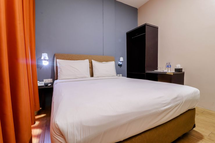 Blitz Hotel Batam - Deluxe Room