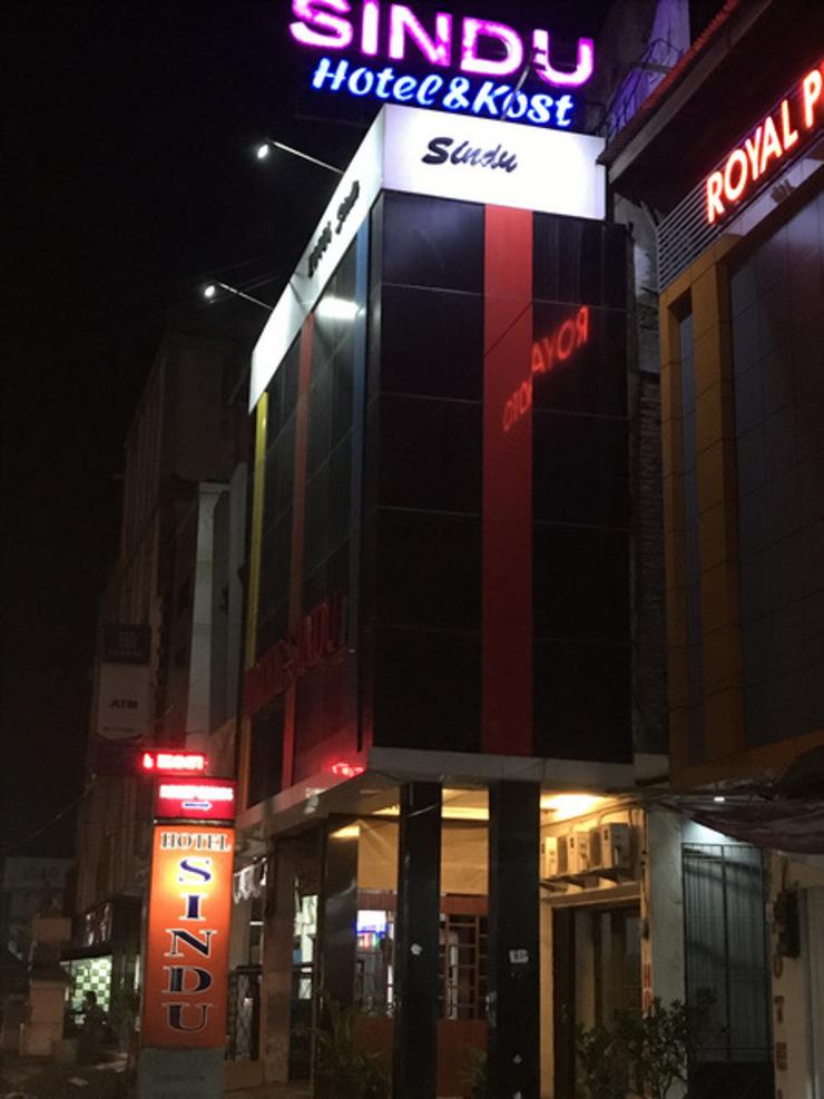 Hotel Sindu Syariah Bengkulu - Facade