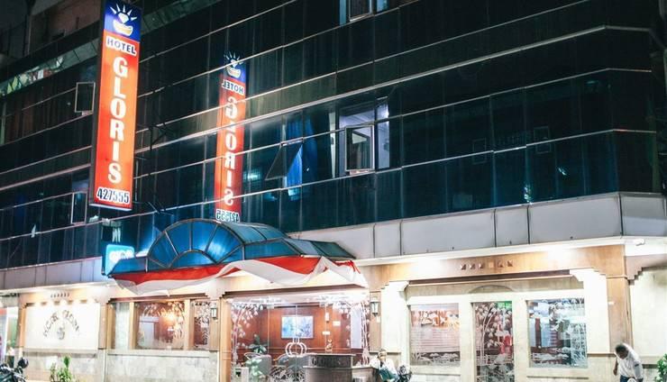 Hotel Gloris Batam - Bagian Luar