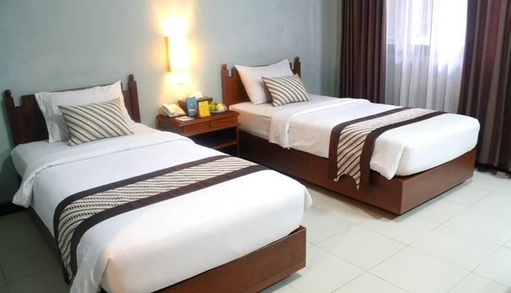 Cakra Kusuma Hotel Yogyakarta - Kamar Standard