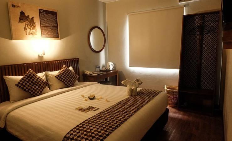 Cantya Hotel Yogyakarta - Double Bed