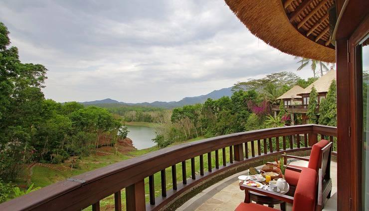 RedDoorz Resort @ Palasari Bali - Pemandangan