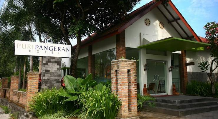 Hotel Puri Pangeran Yogyakarta - (13/May/2014)