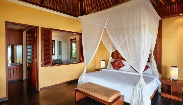 Nirwana Resort Bali - Kamar Deluxe