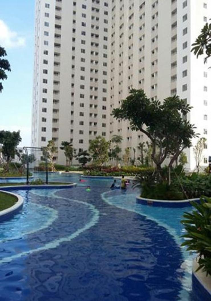 Apartemen Educity Tower Stanford Surabaya - Pool