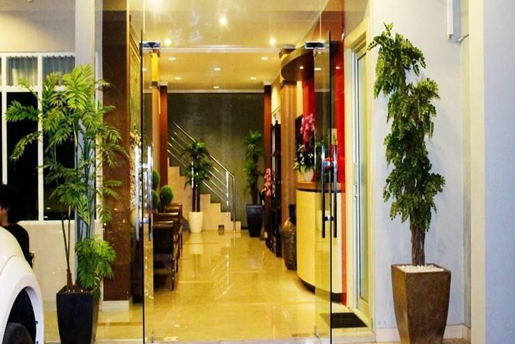 Hotel Novatel Yogyakarta - Lobi