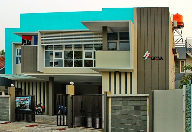 Rumah Singgah Griya H47 Semarang - Exterior