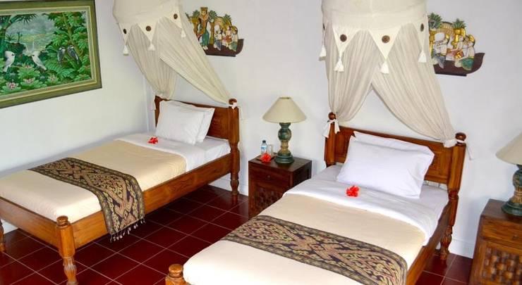 Bunga Permai Hotel Bali - Kamar Twin