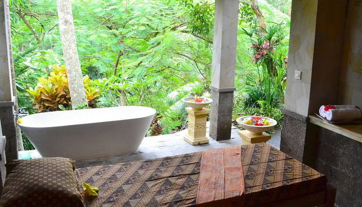 Bunga Permai Hotel Bali - Spa