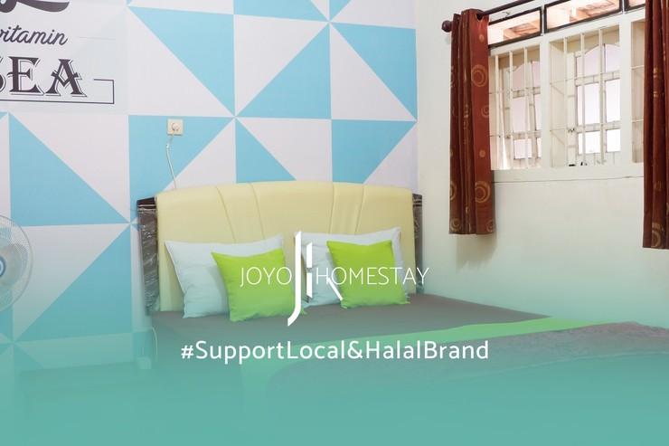 Joyo Homestay Syariah Malang - Kamar Tidur