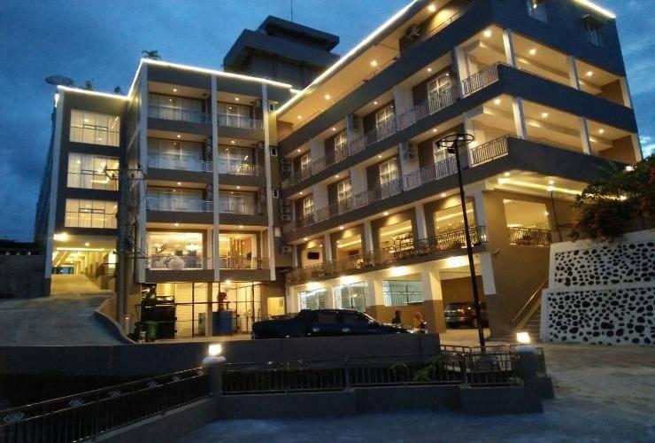 Amazing Riverside Hotel LubukLinggau Lubuklinggau - Facade