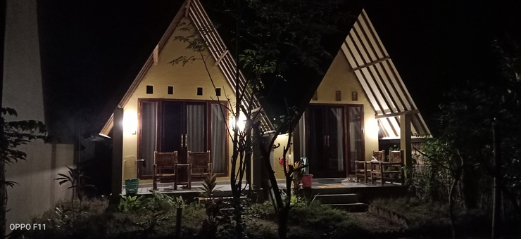 The Pondok Lombok - Exterior