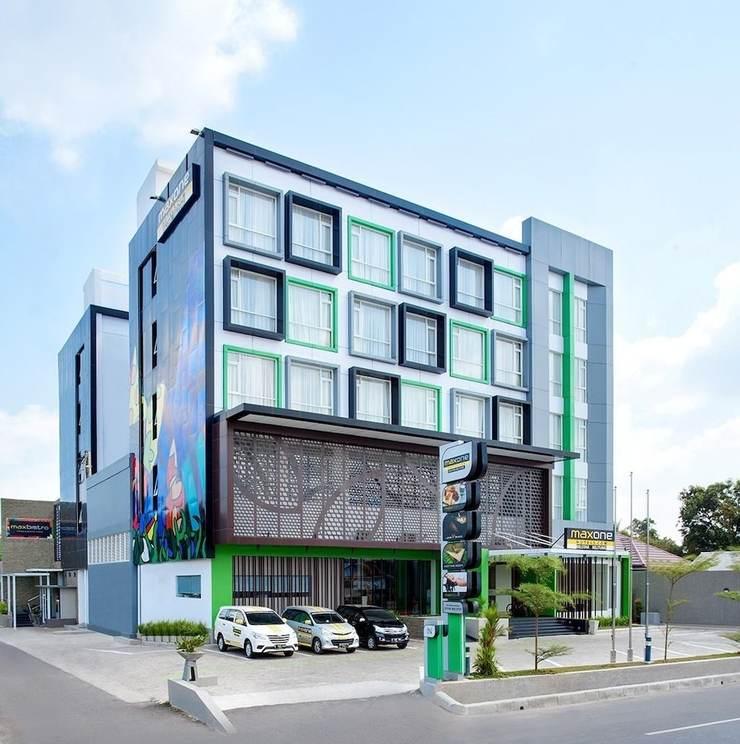 MaxOne Hotel Belitung - Exterior detail