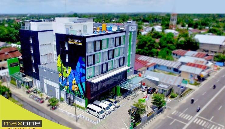 MaxOne Hotel Belitung - Appearance