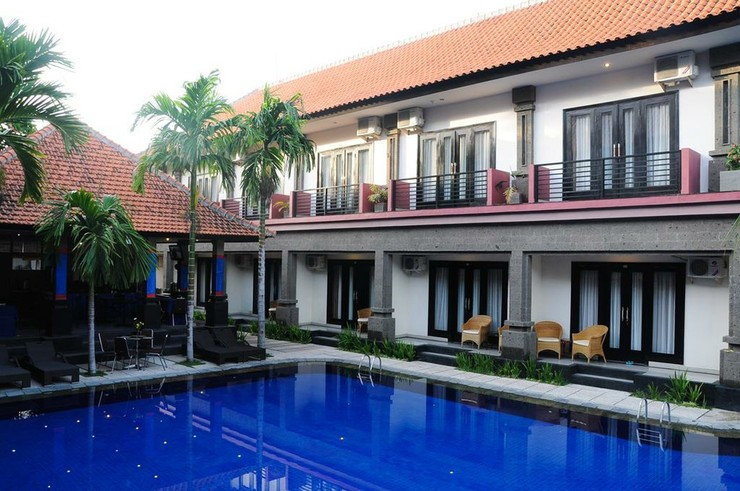 Taman Tirtha Ayu Pool & Mansion Bali - exterior
