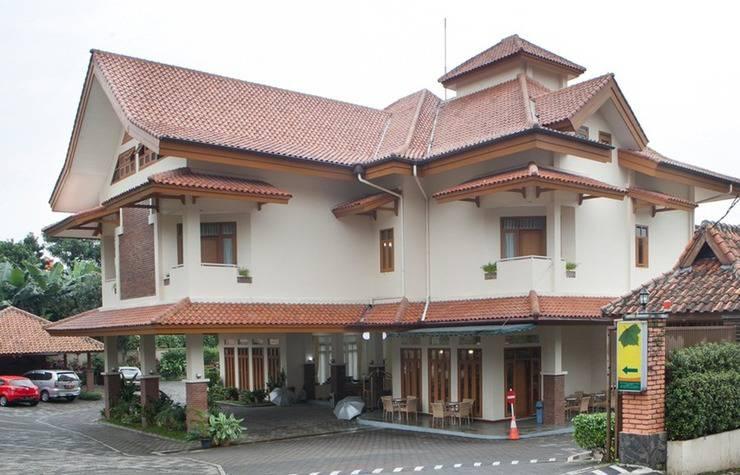 RedDoorz @ Sutami Bandung - Eksterior