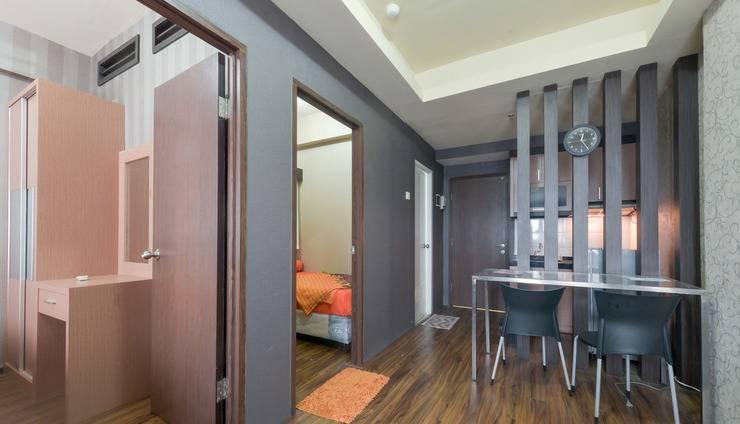 The Suites @Metro A08-15 By Homtel Bandung - Ruang tamu