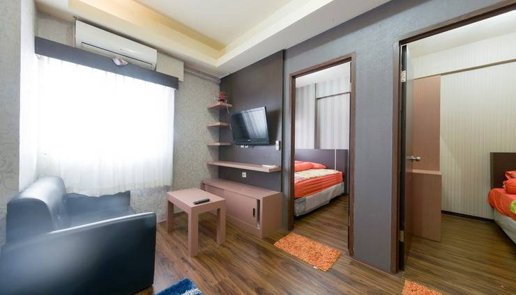 Alamat The Suites Metro A08- 15 By Homtel - Bandung