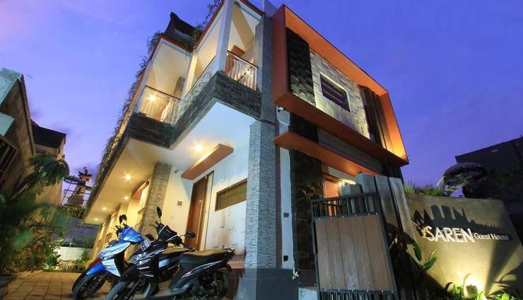 Saren Guest House Bali Bali - Exterior