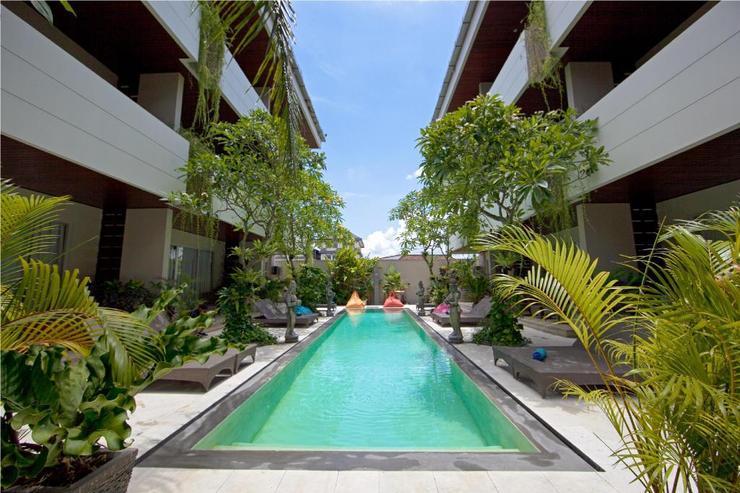 Sunset Mansion Bali - pool