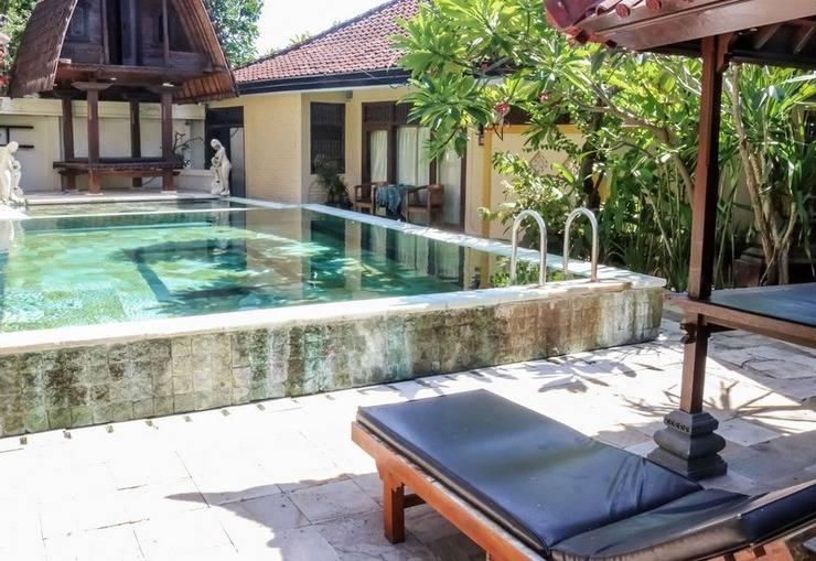 NIDA Rooms Sanur Beach Tamblingan Bali - Kolam Renang