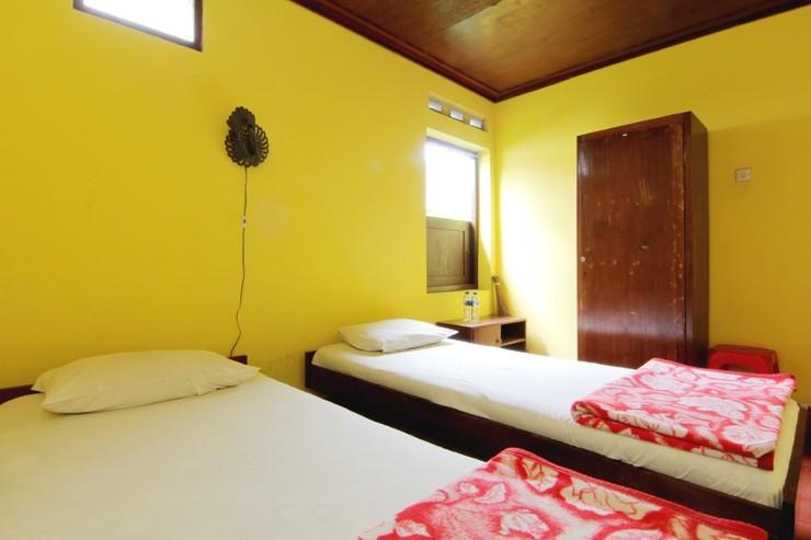 Vogels Hostel Yogyakarta - ROOMS