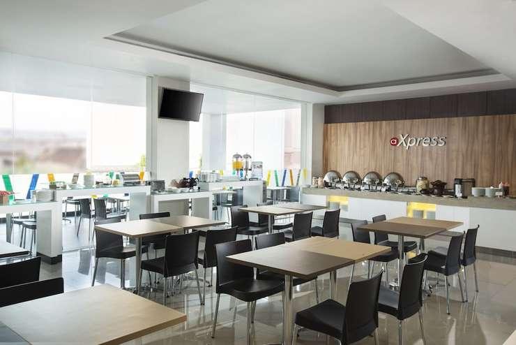 Hotel Amaris Madiun - Breakfast Area