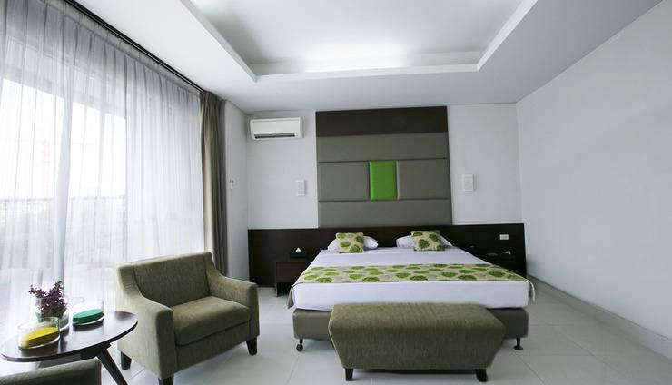 Hotel Alia Cikini - Kamar tamu