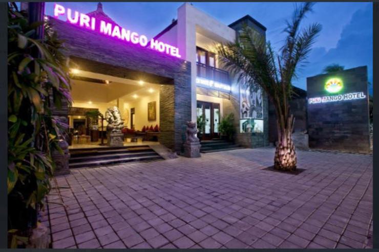 Puri Mango Hotel Bali - Exterior