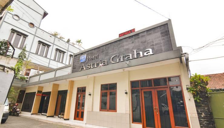 Hotel Astria Graha Bandung - Hotel Building