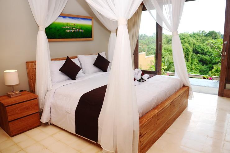 The Letung Villa Bali - Bedroom
