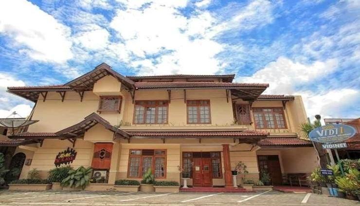 Hotel Vidi 1 Yogyakarta - Exterior