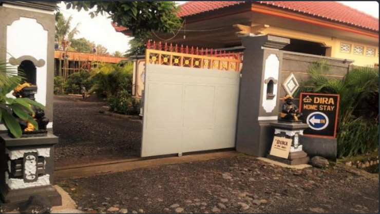 Dira Homestay Mataram Lombok - Exterior