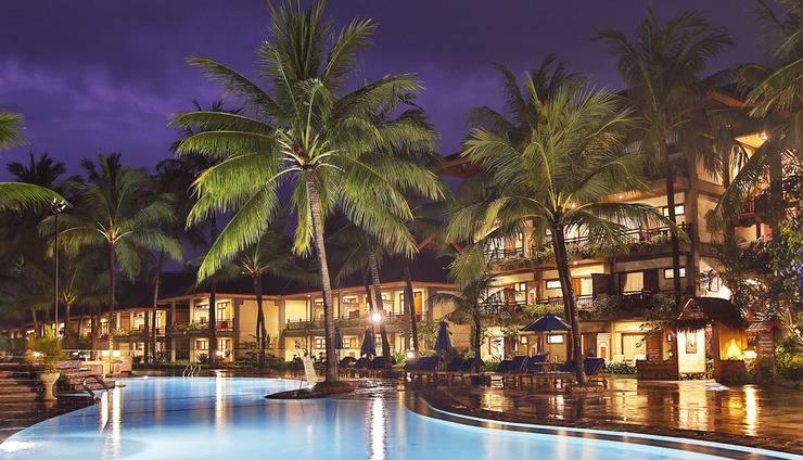 Jayakarta Hotel Lombok - Kolam