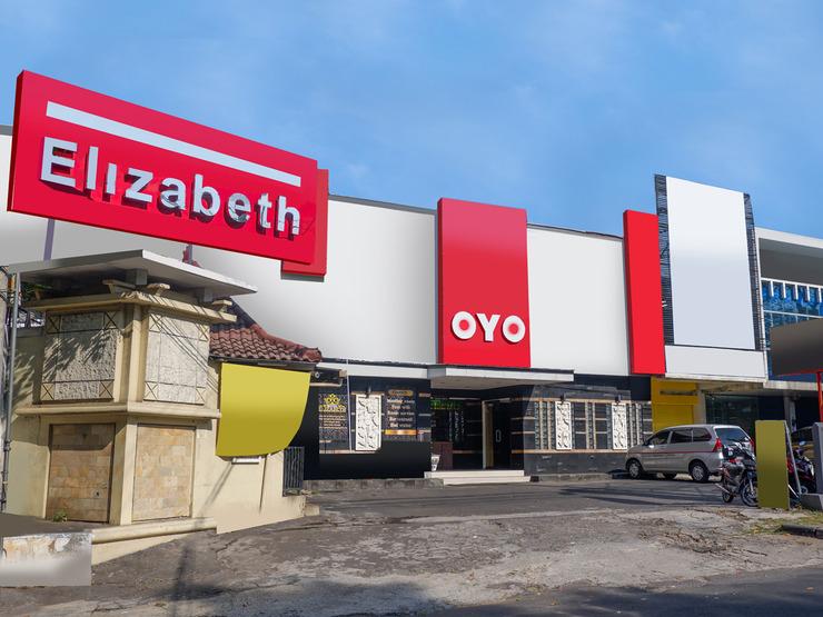 OYO 1002 Hotel Elizabeth Semarang - Facade