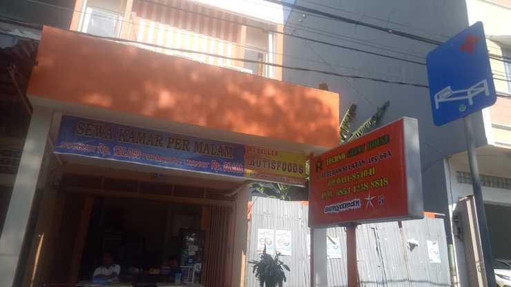 Techno Guesthouse Makassar - Exterior