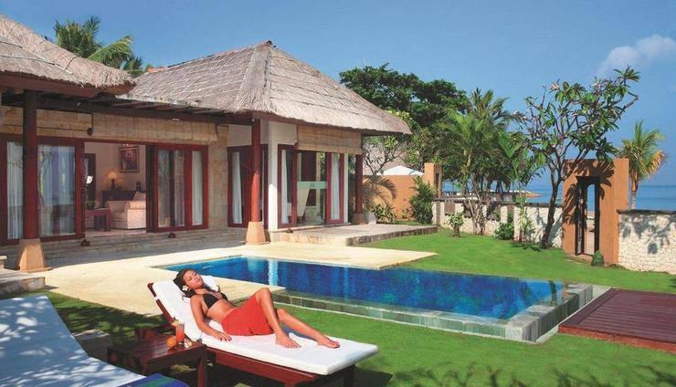 Discovery Kartika Plaza Hotel Bali - Villa - Kolam Renang