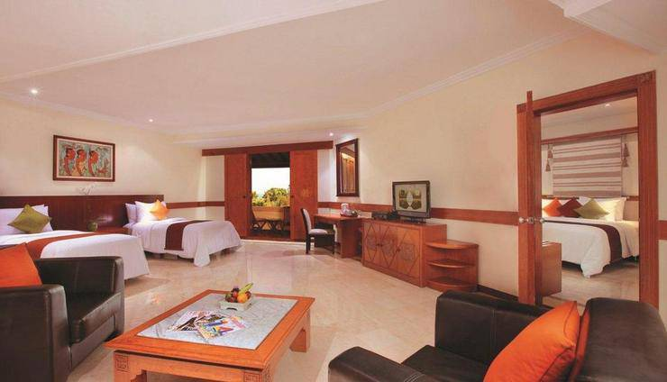 Discovery Kartika Plaza Hotel Bali - Family Suite