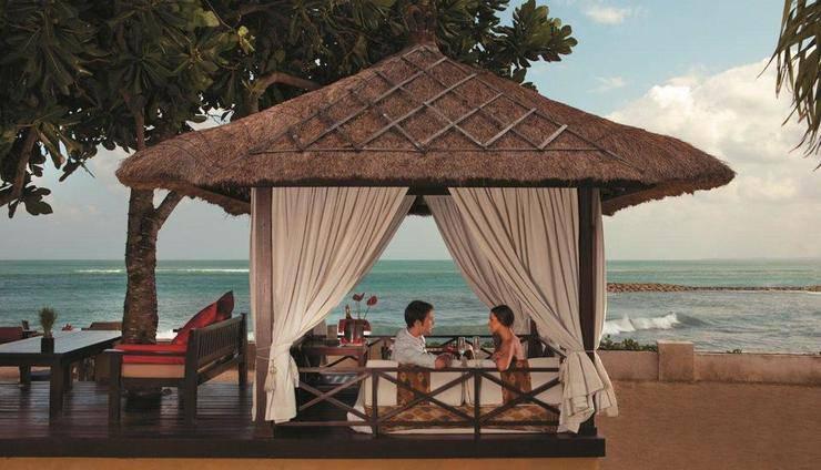 Discovery Kartika Plaza Hotel Bali - Tepan Deck Hut