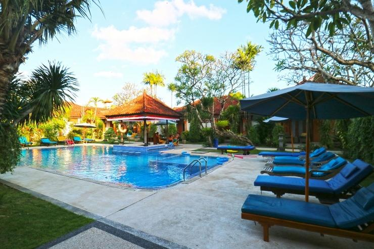 Sinar Bali Hotel Bali - pool
