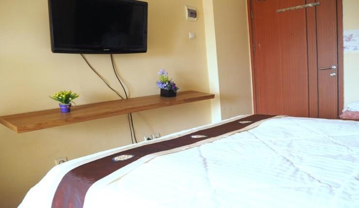 Luxury Margonda Residence 3 & 5 By Chika Depok - Bedroom