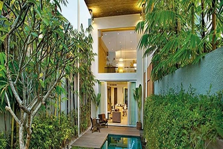 Alamat Huu Villas - Bali